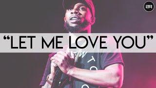 "Gambar cover ""LET ME LOVE YOU"" - Tory Lanez Type Beat Ft. Chris Brown | Chixtape Type Beat"