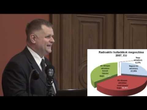 Kovács Pál államtitkár bevezető előadása a Magyar Tudományos Akadémián