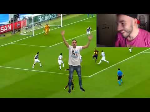 REACTION IN LIVE : JUVENTUS-AJAX 1-2 CO COME MAI? VERSIONE DEFINITIVA!