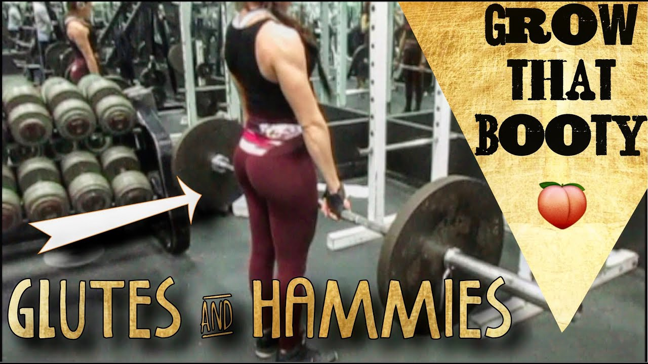 COMPLETE GLUTE AND HAMMIE WORKOUT WITH CTN ATHLETE KATIE CORIO