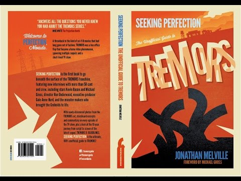 Seeking Perfection: The Unofficial Guide to Tremors - Book trailer