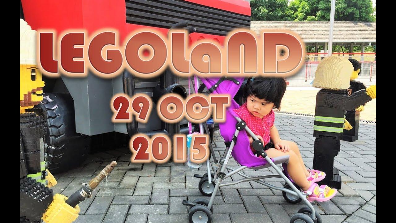 Legoland Malaysia 29~31 October 2015 - YouTube