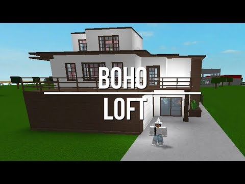 ROBLOX | Welcome to Bloxburg: Boho Loft