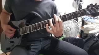 Heaven Shall Burn - Bring the War Home (Guitar Cover + Guitar Tab)