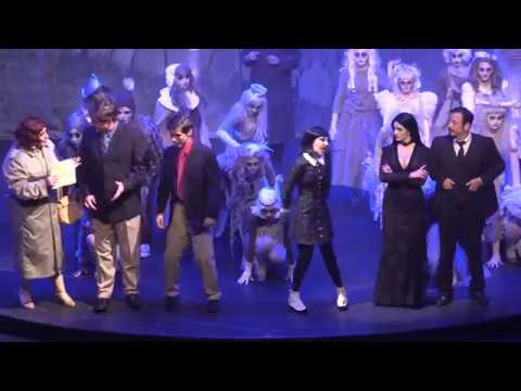 ONE NORMAL NIGHT - The Addams Family Musical