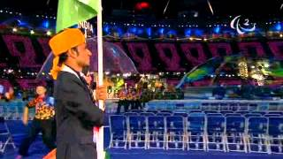 London 2012 Paralympic Committee of India