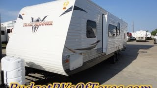 2008 Trail Runner 29bhg By North Country With Queen Size Bunk Bed