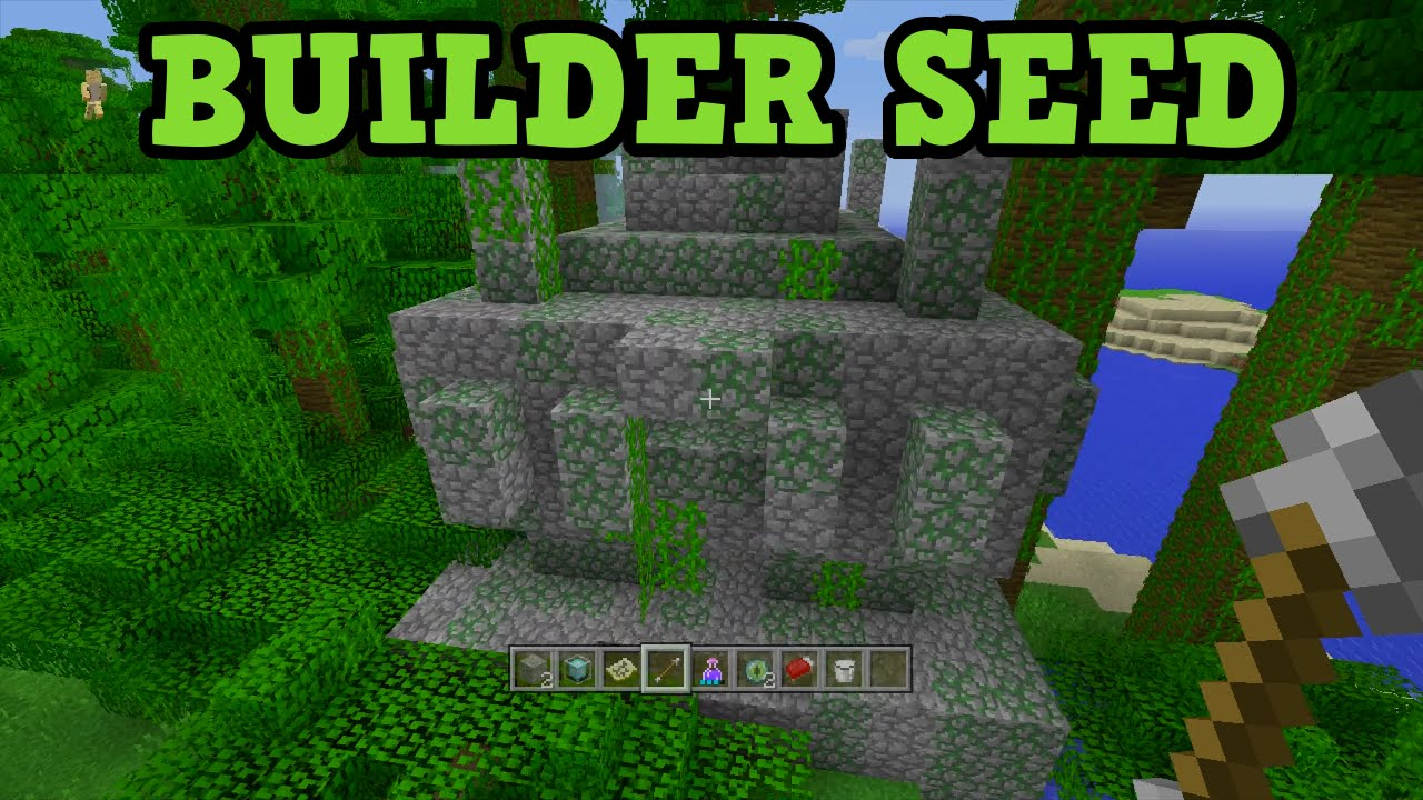 BEST JUNGLE seed!!! - Minecraft: Xbox 360 Edition Message ...