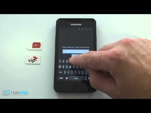 Samsung Galaxy R GT - i9103 dekodiranje pomoću koda