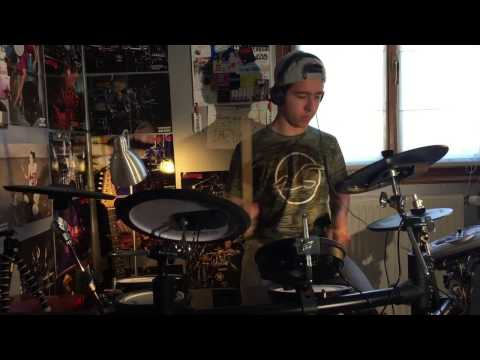 Hard Times - Drum cover - Paramore