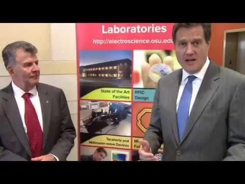 Ohio State Engineering: Representative Mike Turner Visit