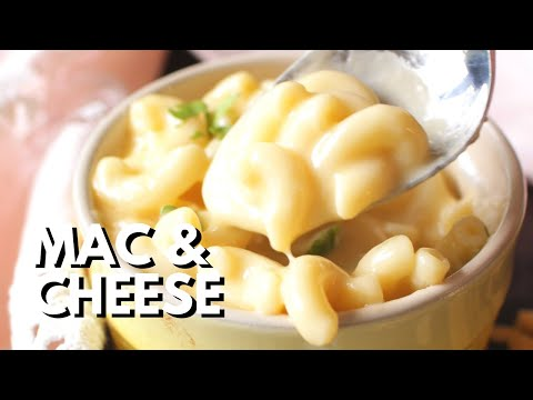 Easy Macaroni and Cheese For One