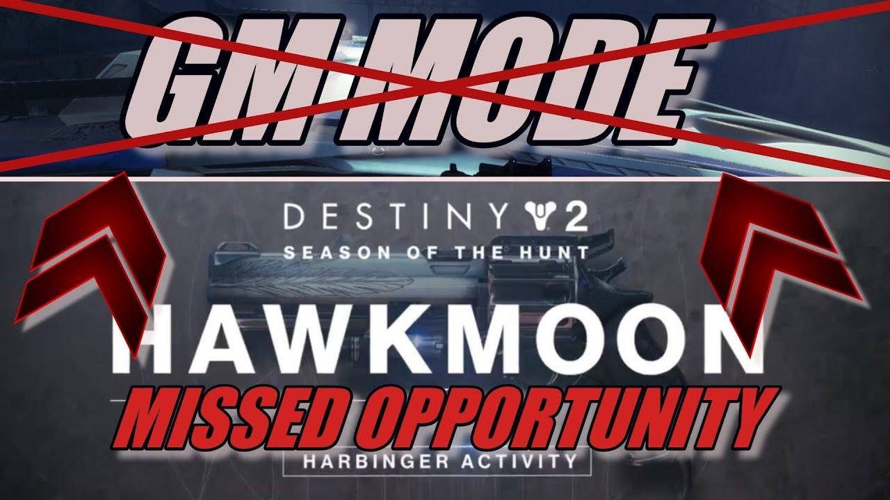 BUNGIE Should Have Gave Us Secret GRANDMASTER Harbinger: Missed Opportunity Here: Destiny 2