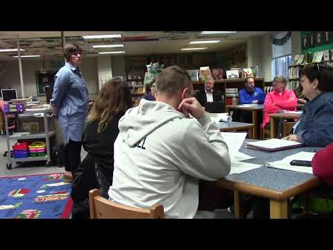 Mineral Point Elementary School Planning Committee 4.2.18