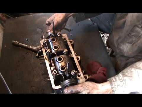 Сборка двигателя Ока Головка 3 Часть