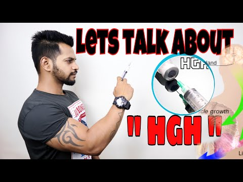 LETS TALK ABOUT HGH | HUMAN GROWTH HORMONE | HINDI