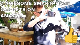 7 Awesome Smartphone Gadgets on Amazon Under $100