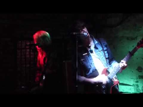 Cupids - Horror Draped In Dry Ice - Live @ Shipping Forecast Liverpool - October 2015