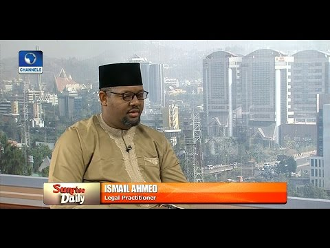 NASS, Executive Face-Off In Line With Separation Of Powers - Ismail Ahmed