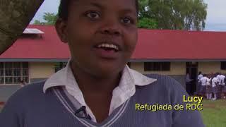 Una organización liderada por refugiados transforma la educación en Uganda