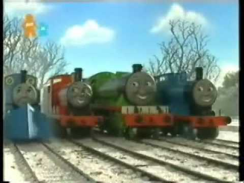 Thomas & Friends - The Snow Song