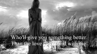 I love you, GoodBye by Nina