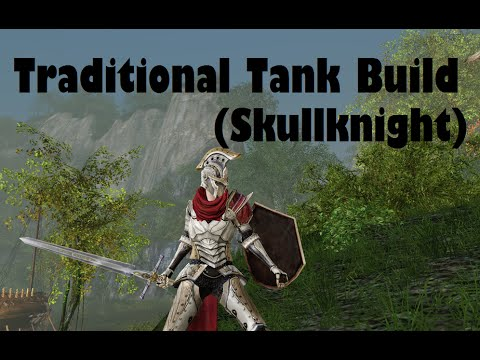 Build Tank Paladin Archeage