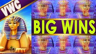 ★★ MAX BET / BIG WINS ★★ SPHINX 3D - ANCIENT WHEEL BONUS  - GTECH SPIELO SLOT MACHINE