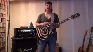 Sinnvoll Gitarre üben 2 -  Das Gehör(training) 1