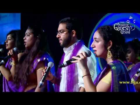 Dil se & Rang De Basanti Songs Medley by Berklee Indian Ensemble - USA 54th Bengaluru Ganesh Utsava