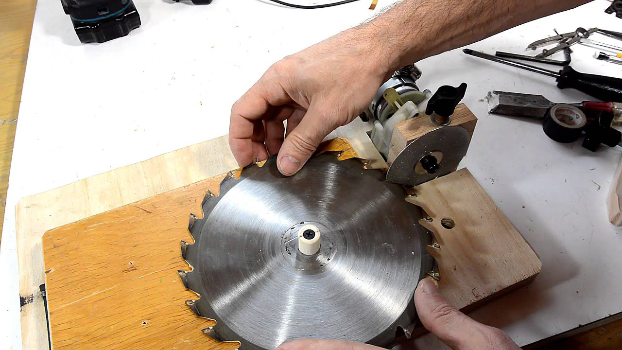 Table saw blade sharpening jig youtube table saw blade sharpening jig keyboard keysfo Images