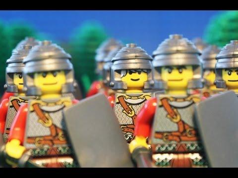198 B.C. Lego Battle of the Aous