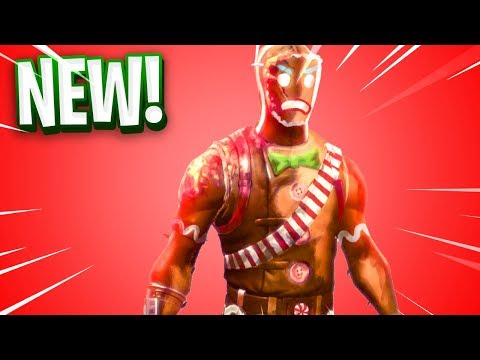 The New GINGERBREAD Skin Styles..