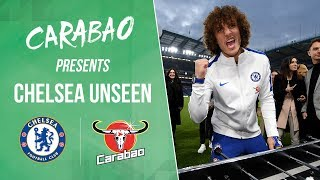 David Luiz Is A Table Football Genius & F2Freestylers Battle With Frank Lampard | Chelsea Unseen