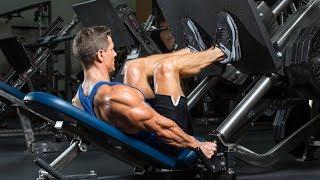 Các bài tập chân mông đùi săn chắc - legs exercises