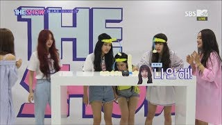 (G)I-DLE, THE SHOW MINI GAME 2 [THE SHOW 180821]