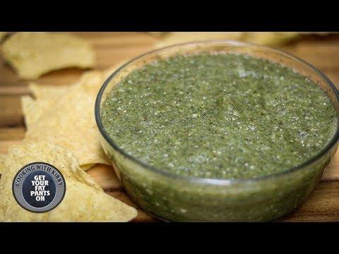 Salsa Verde – Mexican Food – Easy Recipes