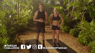 The Legend of Tarzan - #TarzanChallenge Week 1 (Introduction)