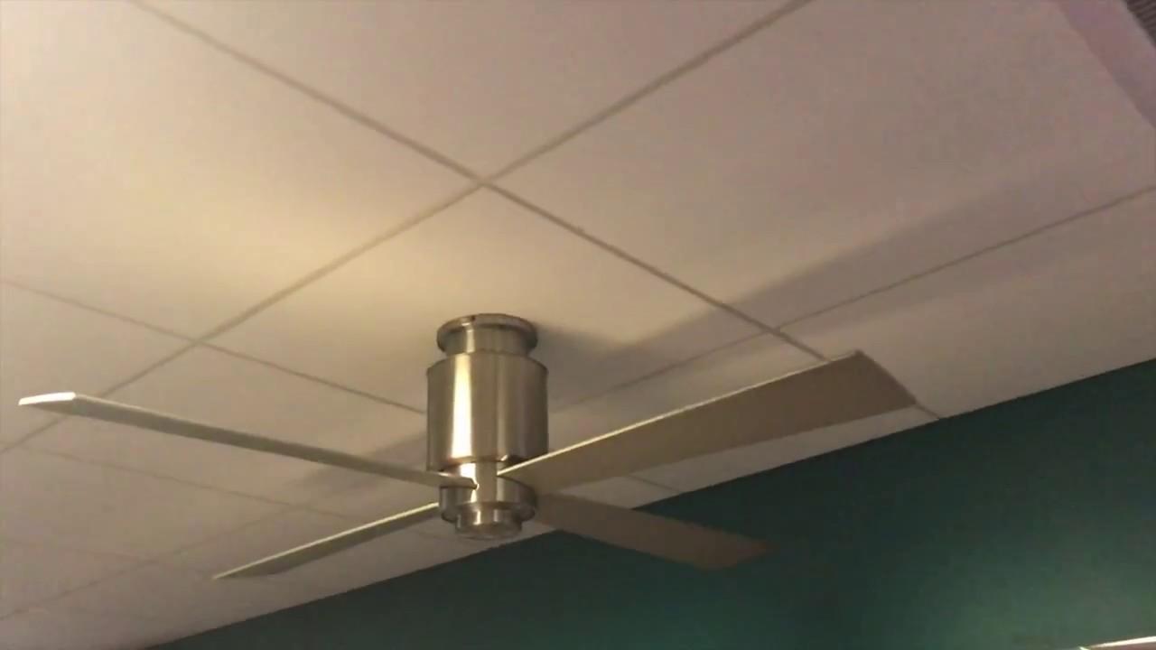 52 Quot Modern Fan Co Lapa Hugger Ceiling Fans Youtube