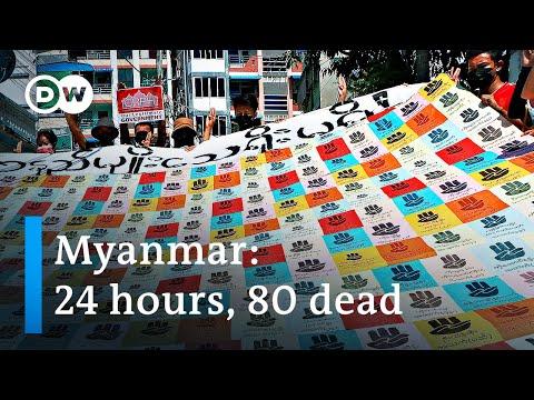 Myanmar activists take revolution offline   DW News
