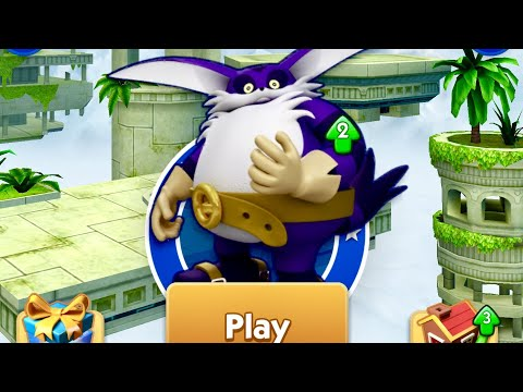 Sonic Dash Big