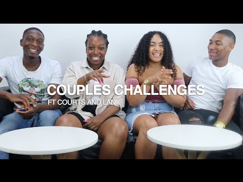 COUPLE VS. COUPLE CHALLENGE WITH COURTS AND LAN
