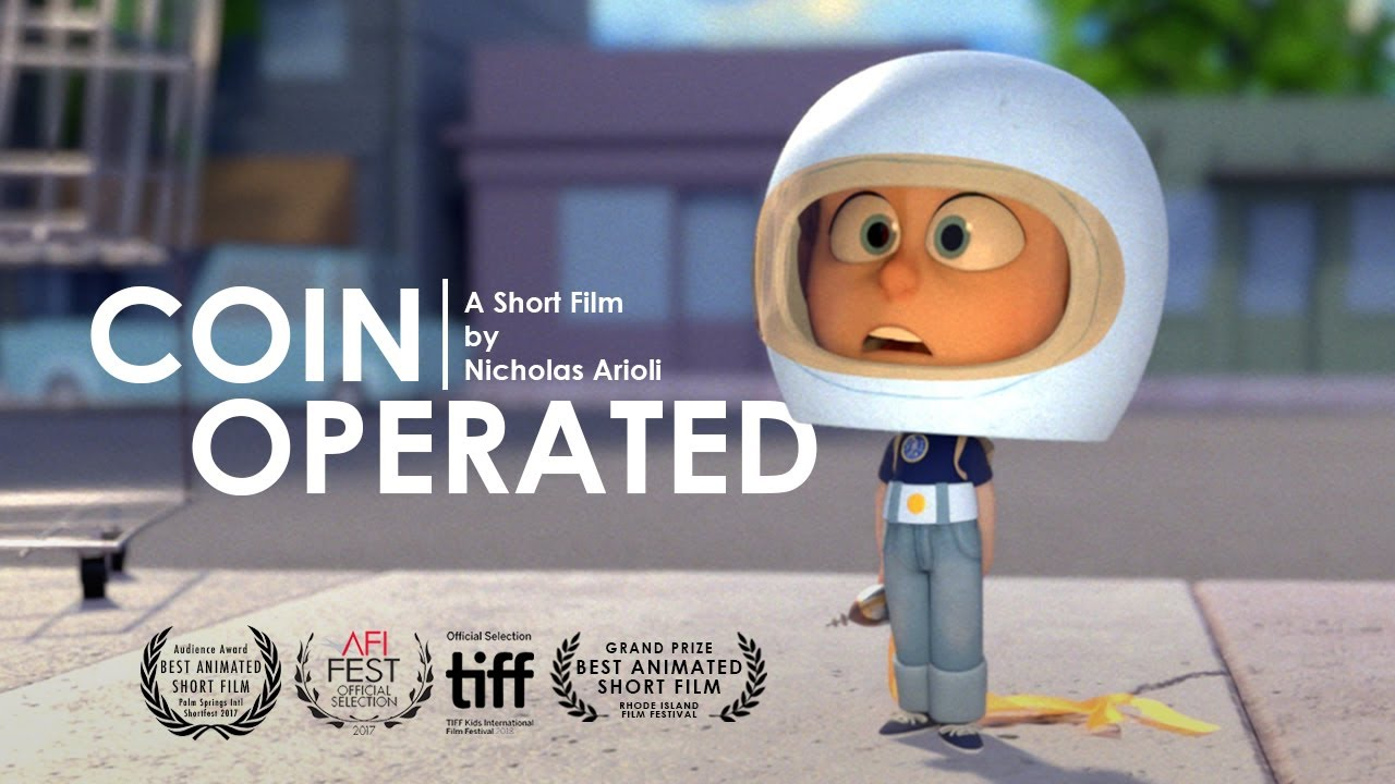 Coin Operated Animated Short Film