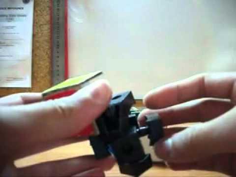 Homemade 2x2x3 mechanism