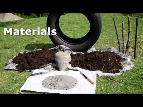 Food Security Tutorial: Tire Gardens
