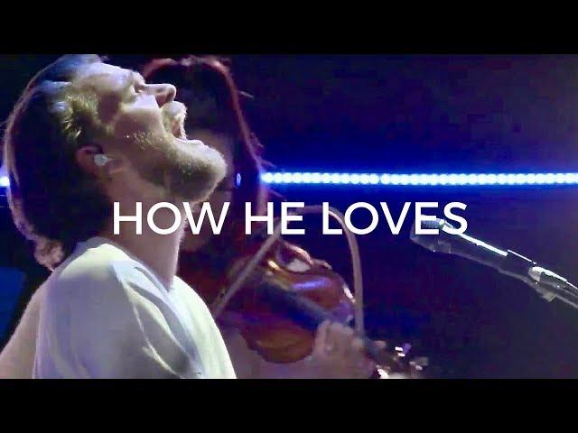 How He Loves + (Spontaneous Worship) - Peter Mattis | Bethel Music