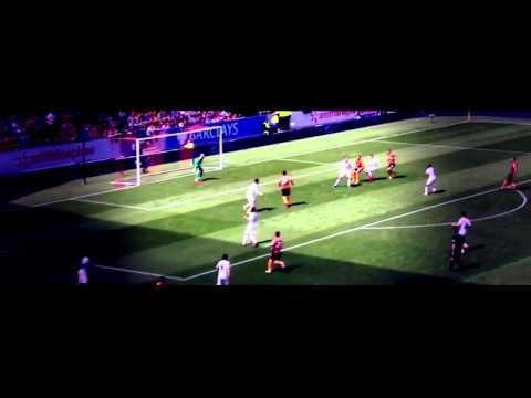 Victor Valdes Vs Hull City Away 2014 15 HD 720p
