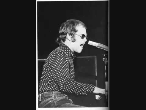Elton John Your Song  in 1972