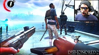 DISHONORED 2: Gameplay découverte sur PS4 !