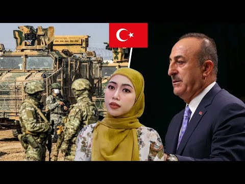TURKEY 🇹🇷 Send Armed Force to Palestine   Indonesian Reaction